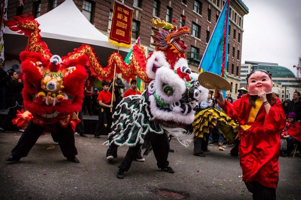 Gallop into the Lunar New Year with the 2 taste Food Walk