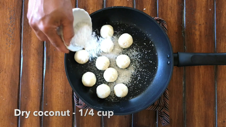 Instant Coconut Ladoo With Condensed Milk Madhu S Everyday Indian Recipe In 2020 Indian Dessert Recipes Condensed Milk Recipes Easy Indian Sweet Recipes