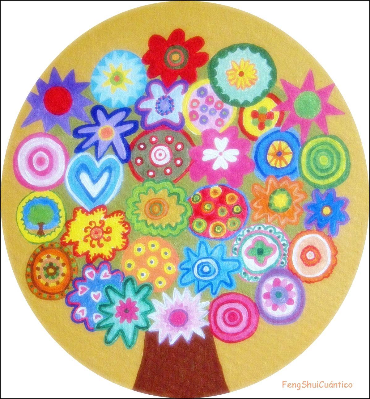 Mandalas de colores faciles mandalas pinterest - Colores para mandalas ...