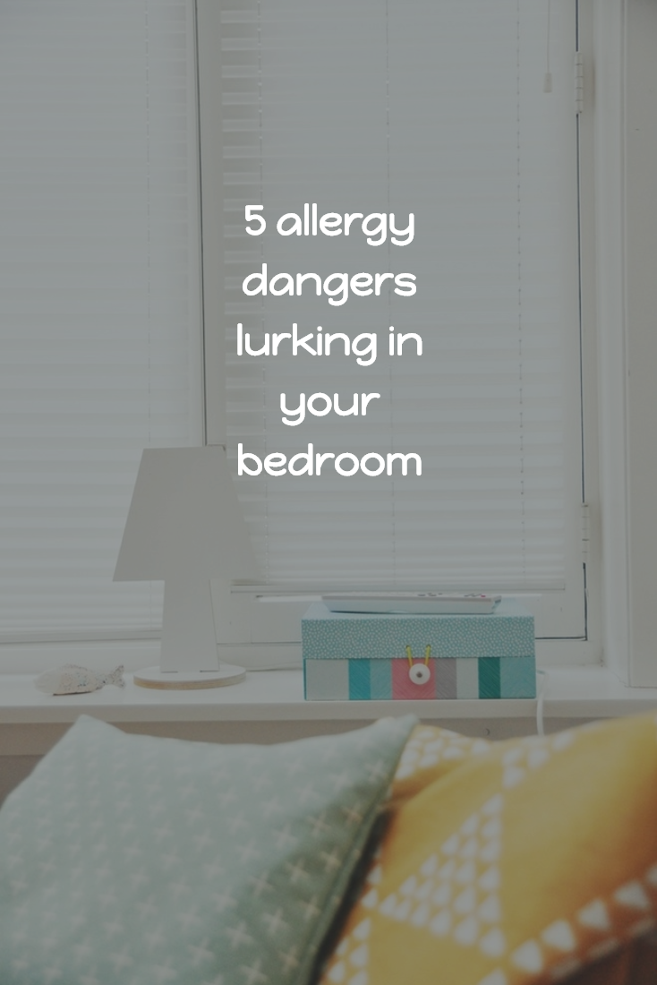 Here Are Five Of The Most Common Allergy Dangers That Might Be Disturbing Your Sleep Dust Mites Pet Dander Mold Roaches Pollen Allergies Bedroom