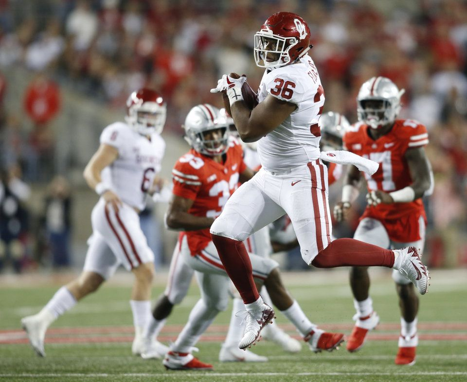 OUOhio State by the numbers Article Photos Oklahoma