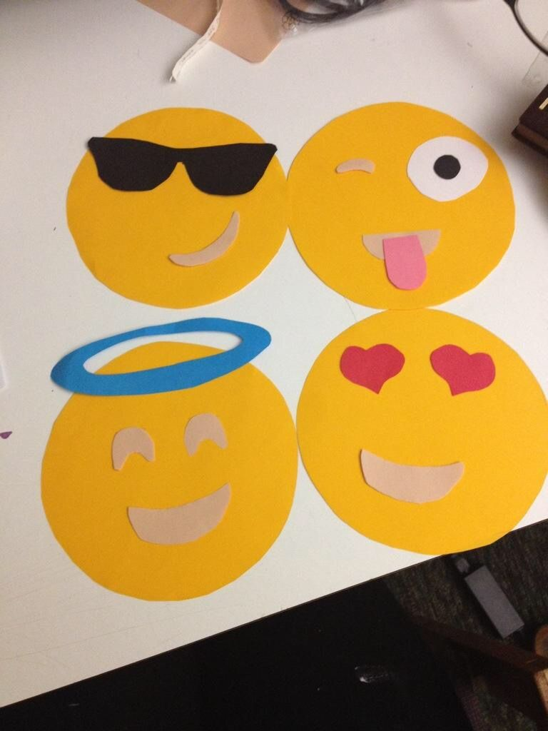 emoji door decs!! doordecs RA Tech logos, School logos