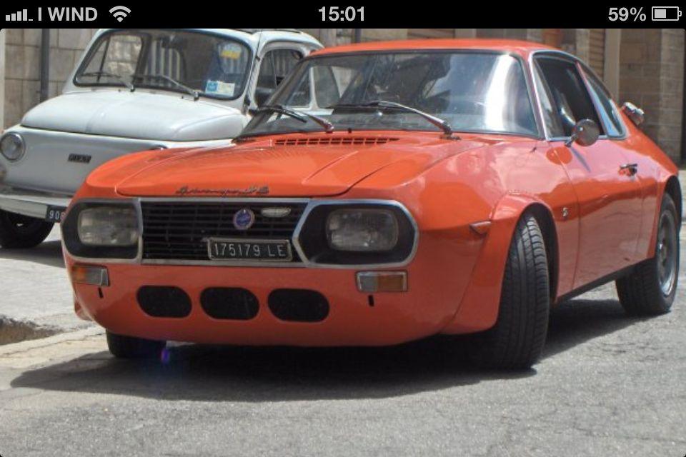 Lancia Fulvia Sport 1,3 s zagato body