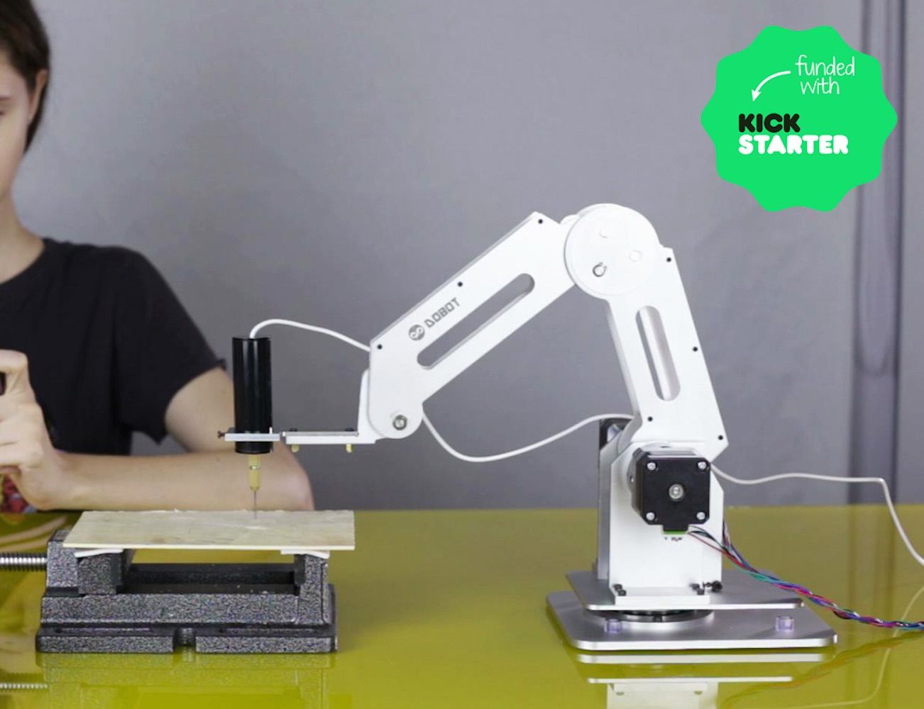 Dobot Robotic Arm For Everyone Arduino Open Source: motor for robotic arm