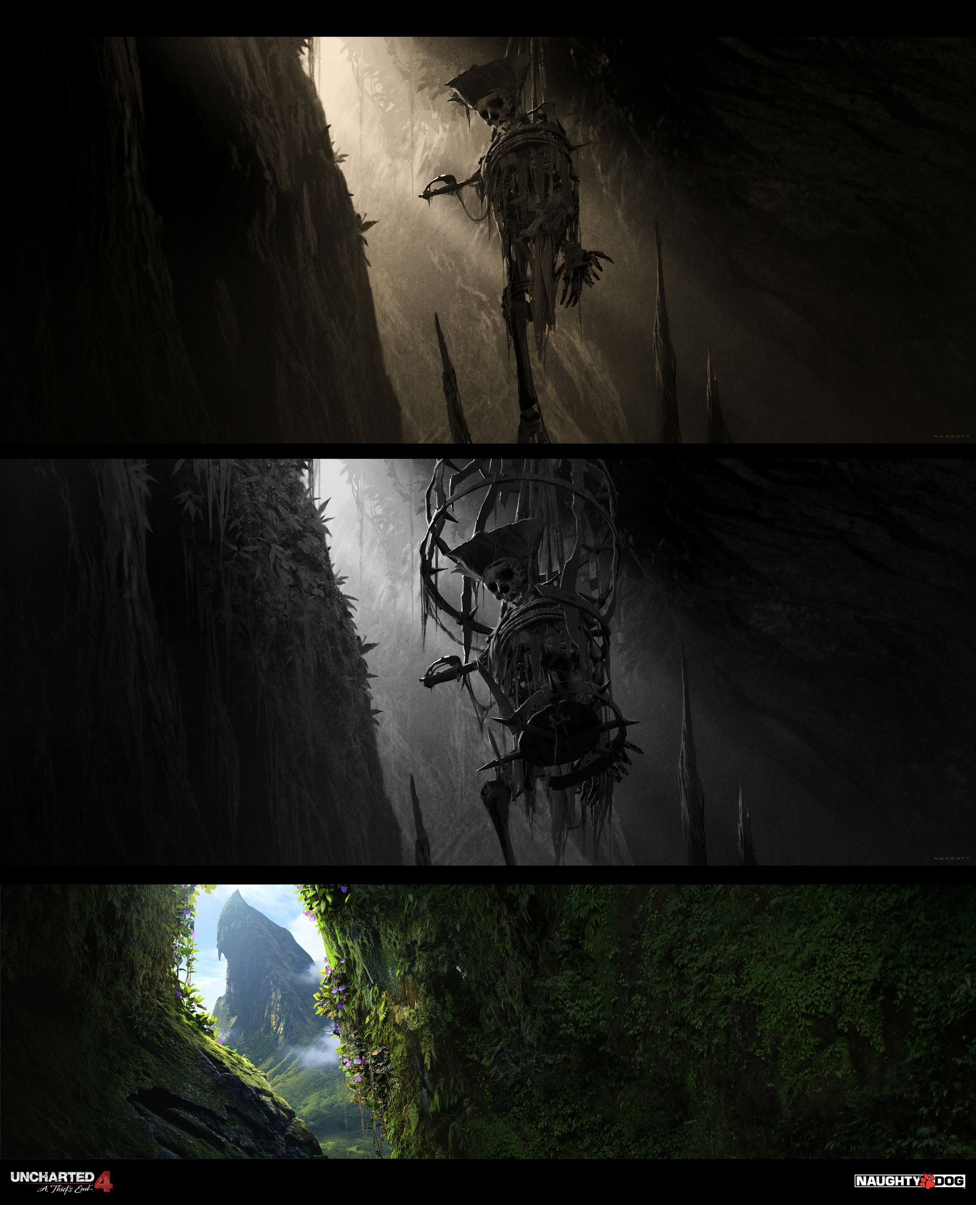 The Art Of Uncharted 4 Uncharted Fantasy Concept Art Art