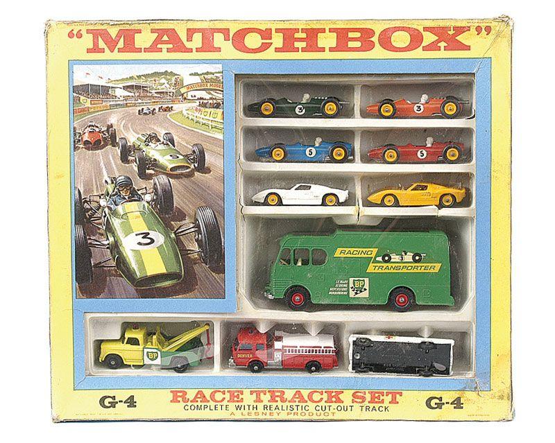 Matchbox Magic 14 Gift Sets Autos De Juguetes Autos A Escala Juguetes