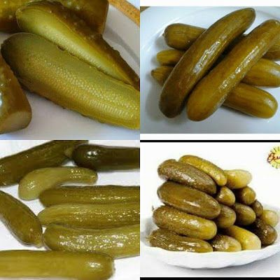 وصفتك معنا طريقه عمل مخلل الخيار البيتي متل الجهاز لرمضان المبارك Recipes Food Sausage