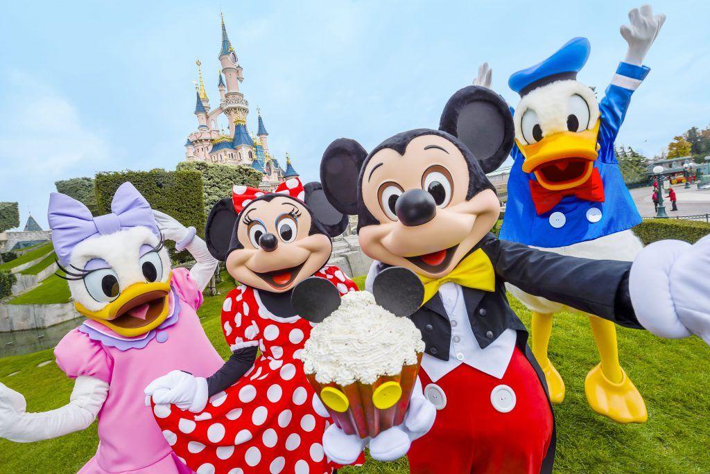 mickey disneyland paris 2016   Des surprises pour l'anniversaire de Mickey à Disneyland Paris, les ...