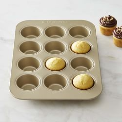 Cupcake Pans Muffin Pans Muffin Top Pans Popover Pan Muffin Pan Williams Sonoma
