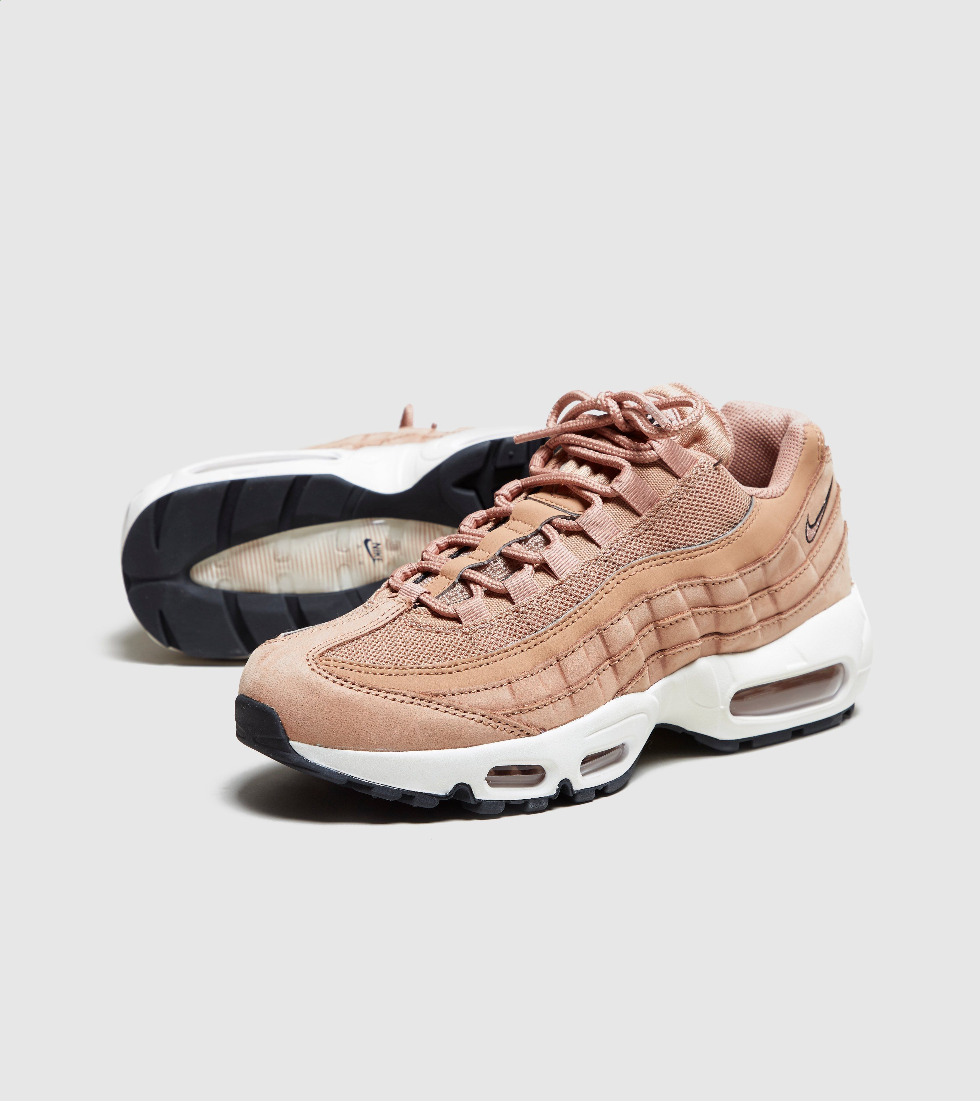 detailed look e78e8 f68e1 Nike Air Max 95 OG Womens - find out more on our site. Find the freshest in  trainers and clothing online now.