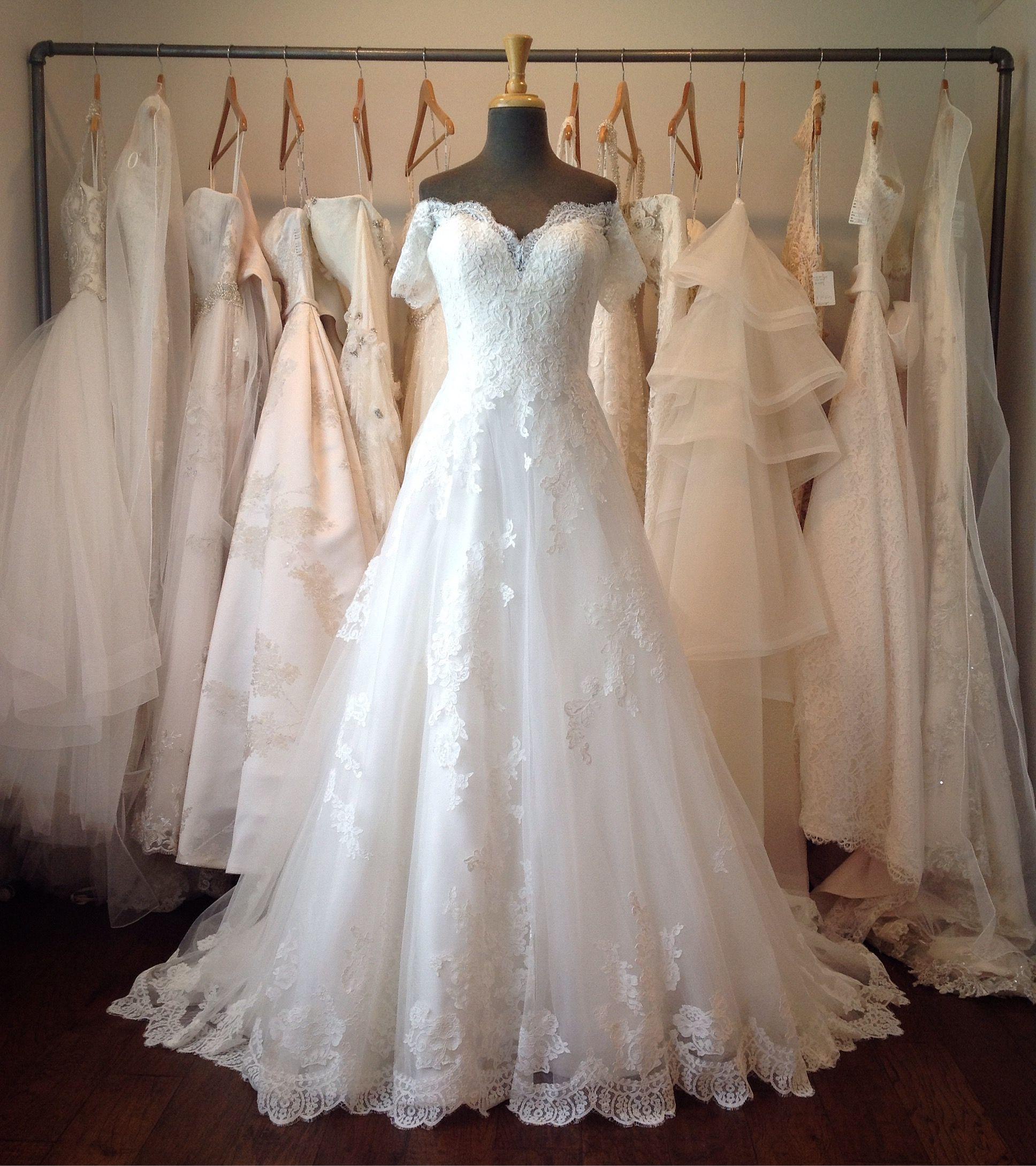 Fabiana From White One By Pronovias Wedding GownsWeddings