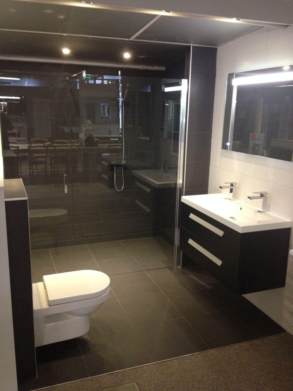 Complete badkamer - Badkamer showroom - Inspiratie badkamer ...