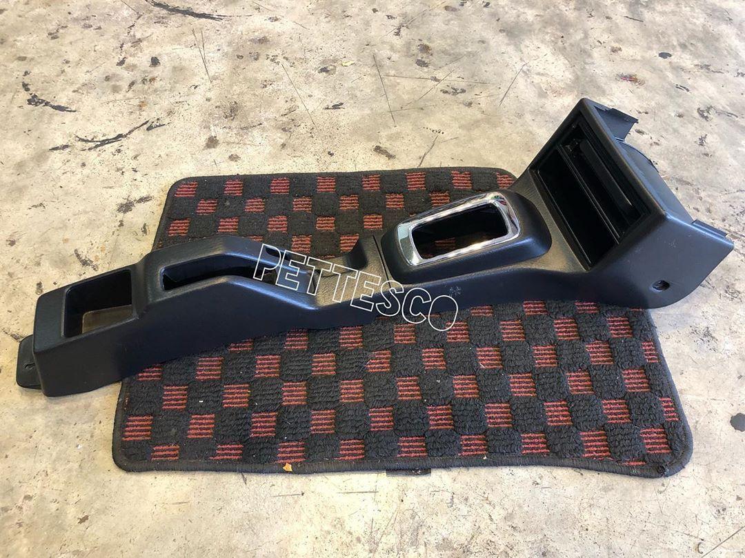 Daihatsu Mira L7 Gino 1000cc Limited Black Gear Console With
