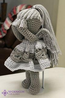 Weeping Angel Doll - Buy pattern