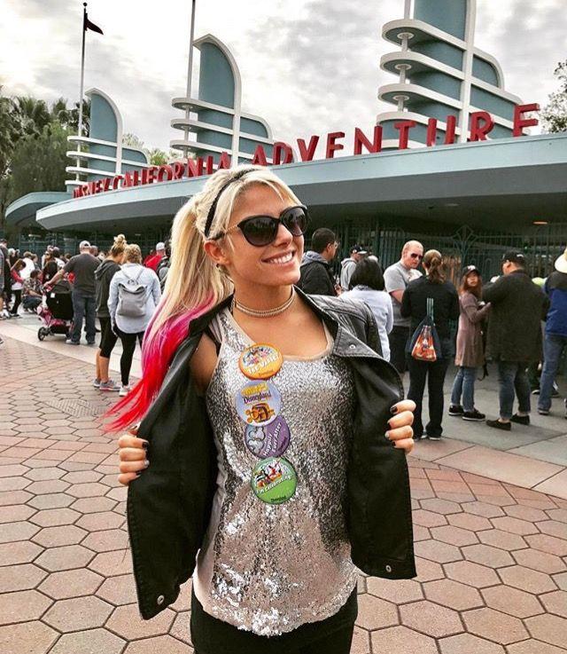 Alexa Bliss leaks: After Paige, WWE Divas nude images