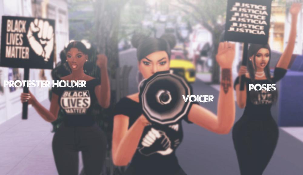 𝓜𝓪𝓻𝓲𝓹𝓸𝓼𝓪 𝓣𝓻𝓸𝓹𝓲𝓬𝓪 Black Lives Matter Protests Set By Badgalkatzha Black Lives Matter Black Lives Matter Protest Lives Matter