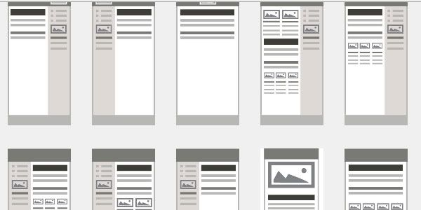36 basic flexible templates templates pinterest template and free 36 basic flexible templates free html email templatesnewsletter spiritdancerdesigns Images