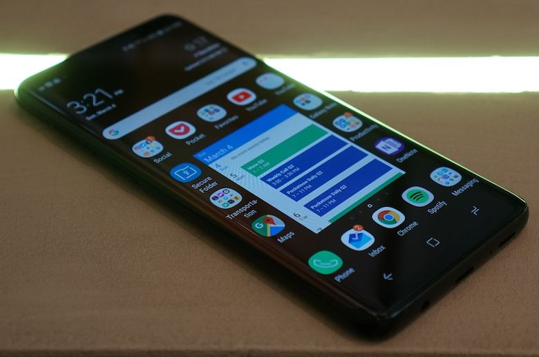 Samsung Knows About Your Galaxy S9 Touchscreen Responsiveness Issues Working To Fix Them Pocketnow Mobile Reviews Samsung Galaxy Samsung Samsung Gala