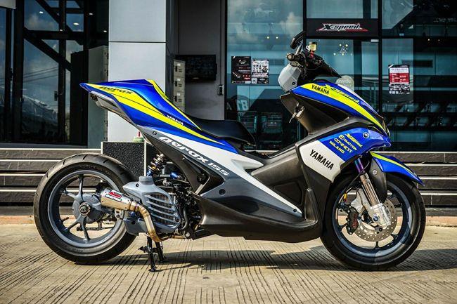 Featured Bike: Julian Farnams Yamaha RZ 350   Yamaha