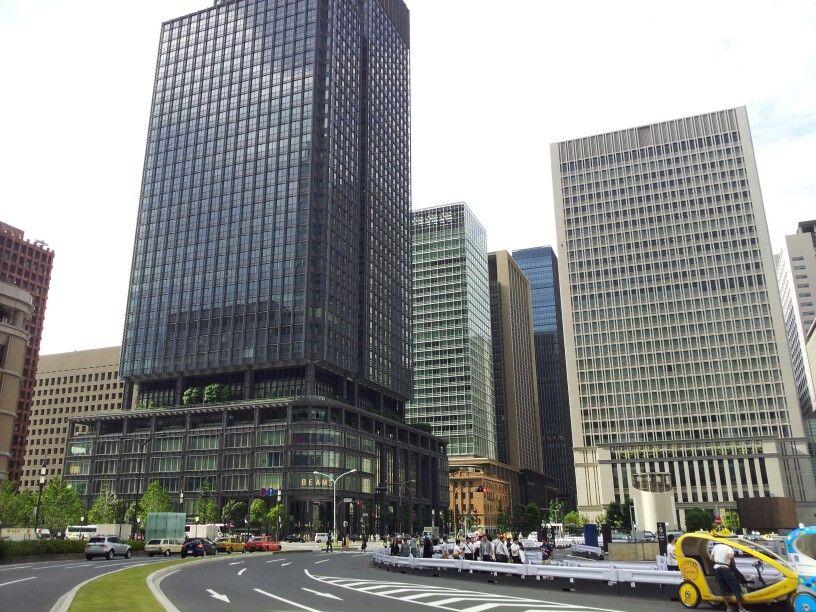 Shin Marunouchi Building , Marunouchi , Tokyo