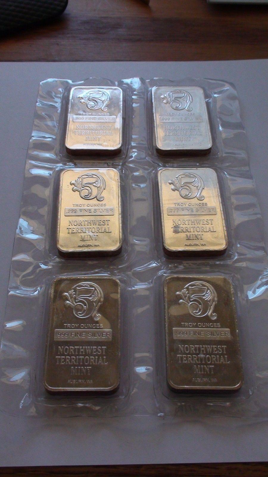 6x 5 Oz Silver Bar 999 Fine Ali Baba Selani Gold And Diamond Splyer Dubai Contact Please Call Me Order To Get A Chan Silver Investing Silver Bars Gold Bullion
