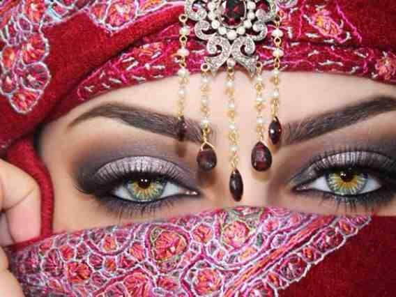 ألبوم منار الريسي العمانية صاحبة أجمل عيون في العالم مشاهير Indian Bride Makeup Bride Beauty All Things Beauty