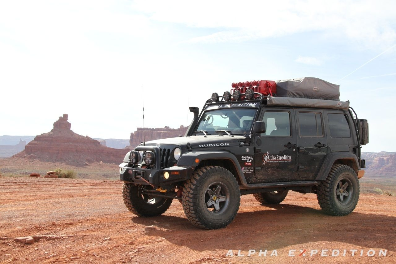 Gobi Jeep Jk 4 Door Ranger Rack Jeep Jk Jeep Camping Expedition Vehicle