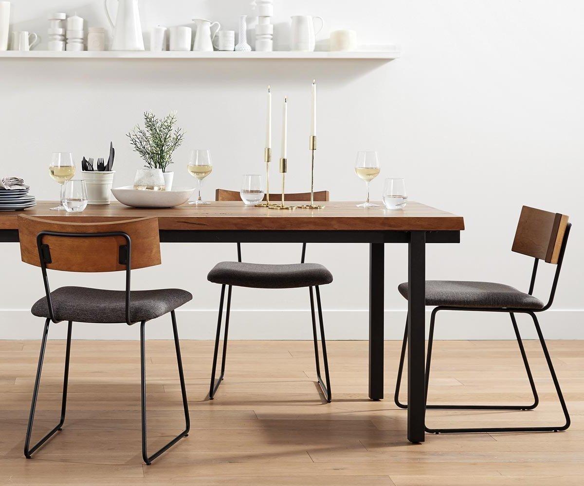 Karsten Dining Chair Dining Room Industrial Minimalist Dining