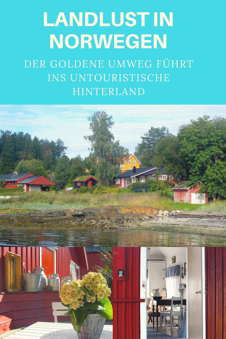 Der Goldene Umweg In Norwegen Norwegen Skandinavien Urlaub Reisen