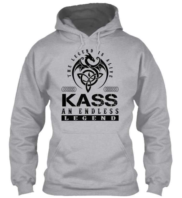 KASS - Legends Alive #Kass