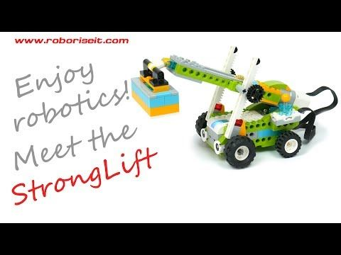 Meet The Helibot Wedo 2 0 Robot Youtube Lego Pinterest Lego