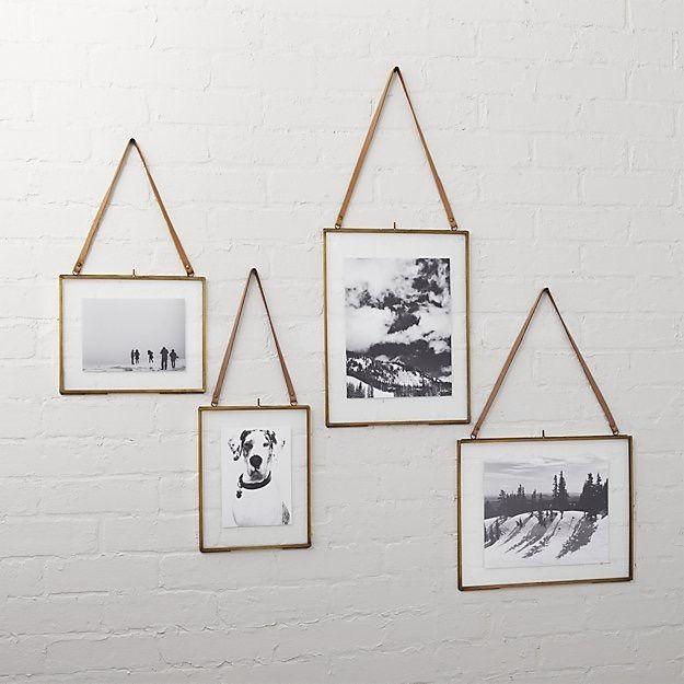 Instant Art: 3 Easy Ideas for Floating Glass Frames | Floating frame ...