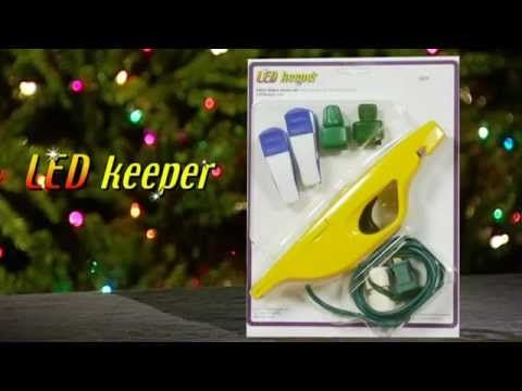 Christmas Tree Light Tester.Led Keeper Led Christmas Light Tester Test And Repair