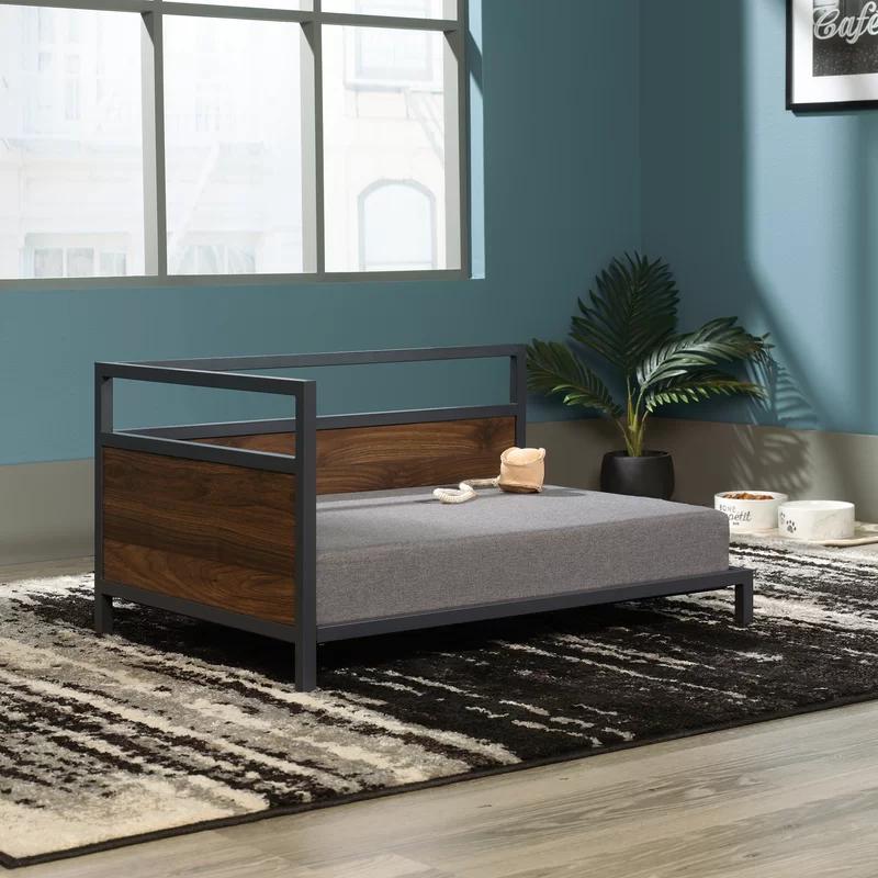 Serrato Dog Sofa in 2020 Corner dog bed, Dog sofa, Metal