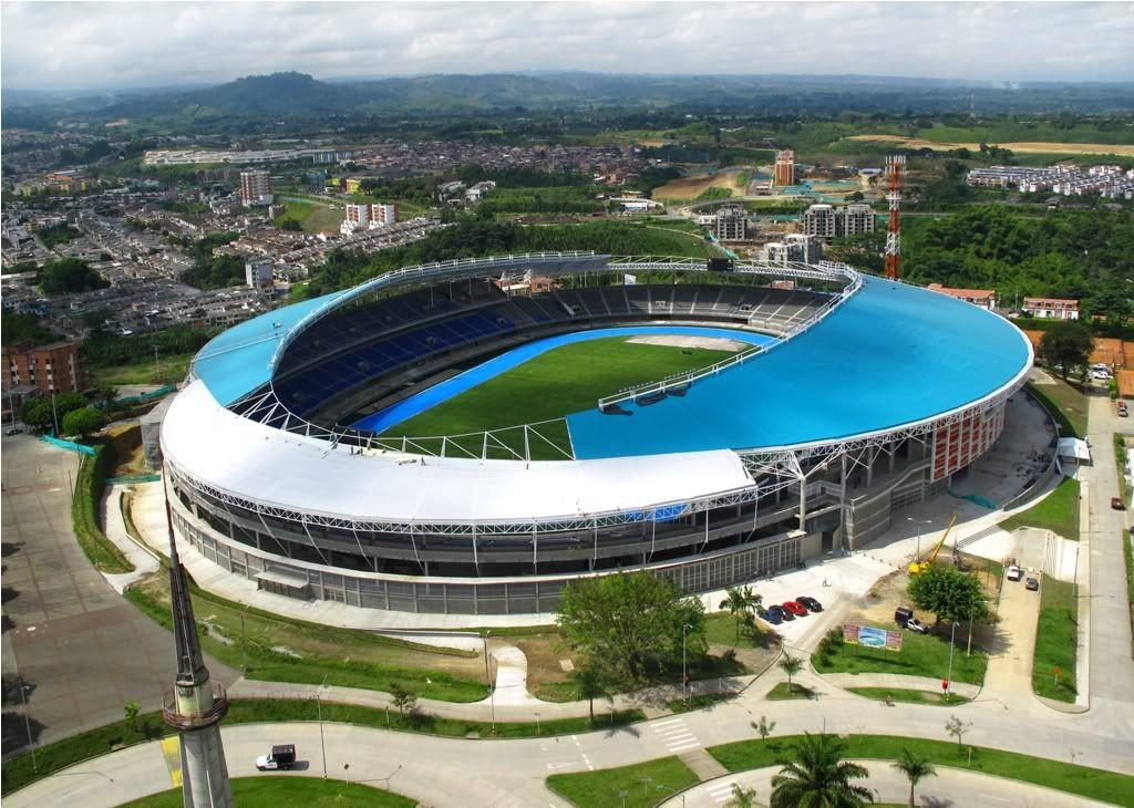 Remodelacion Y Ampliacion Del Estadio Olimpico Hernan Ramirez Villegas Pereira Colombia Juan Carlos Rodrigue In 2020 Stadium Architecture Stadium Football Stadiums