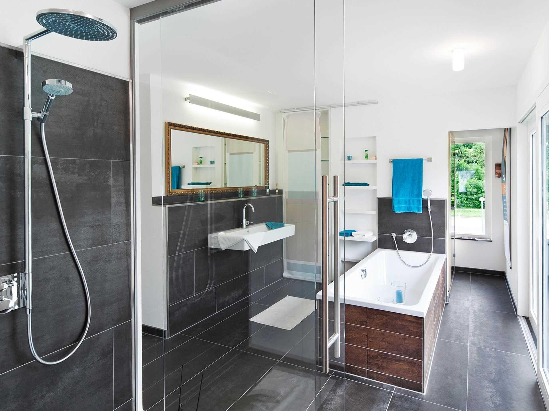 Lehner Musterhaus Ulm In 2020 Badezimmerideen Musterhaus Und Badgestaltung
