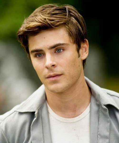 Zac Efron Hairstyle Prepossessing Zac Efron Is One Of The Young Men Most Popular On Stage In Hollywood