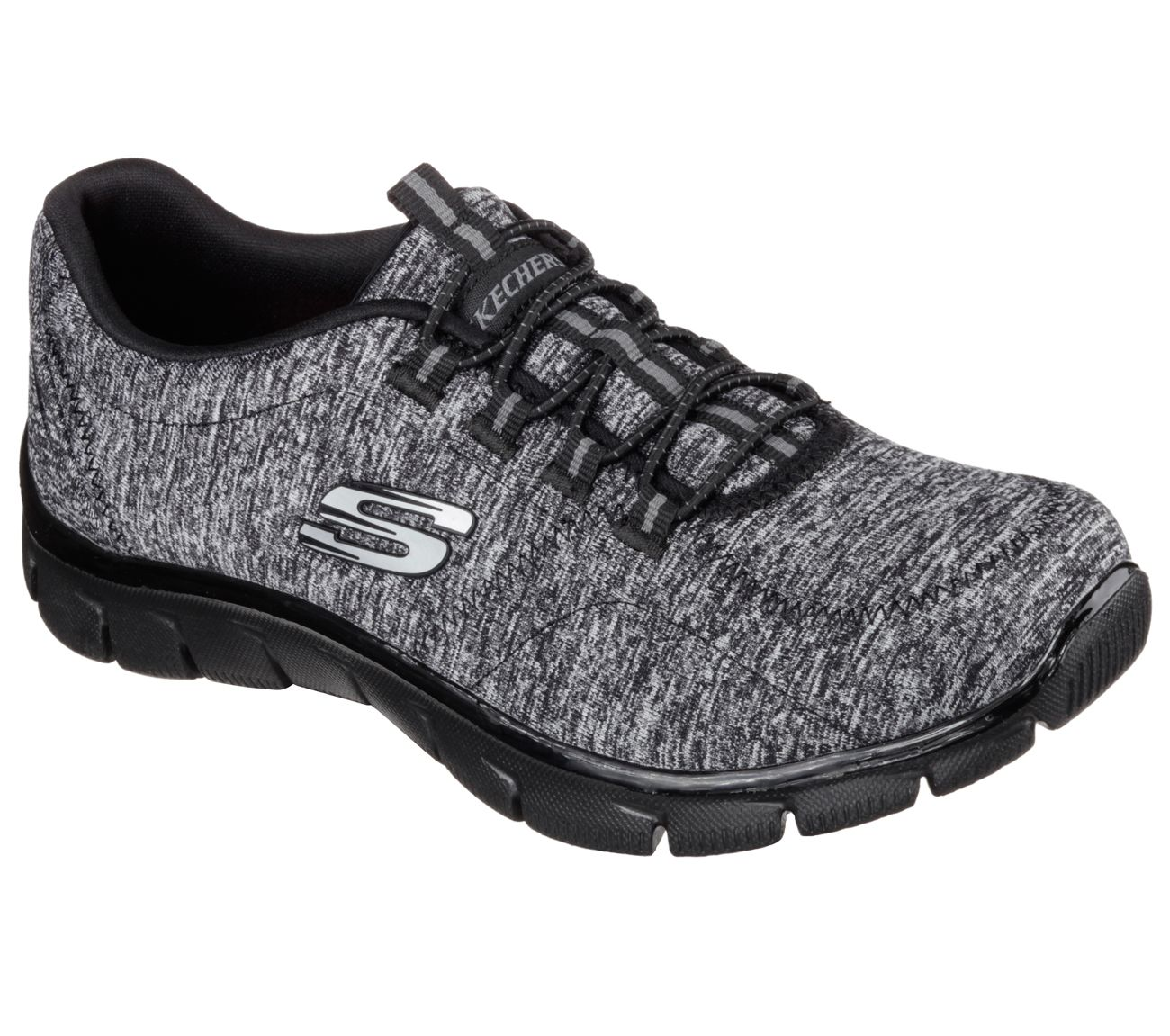 Relaxed fit empire heart to heart skechers relaxed
