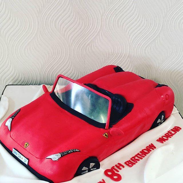 @Ferrari  #masterpiece #firsttime #everytime #grand #cake designs @annicas_designer_cake