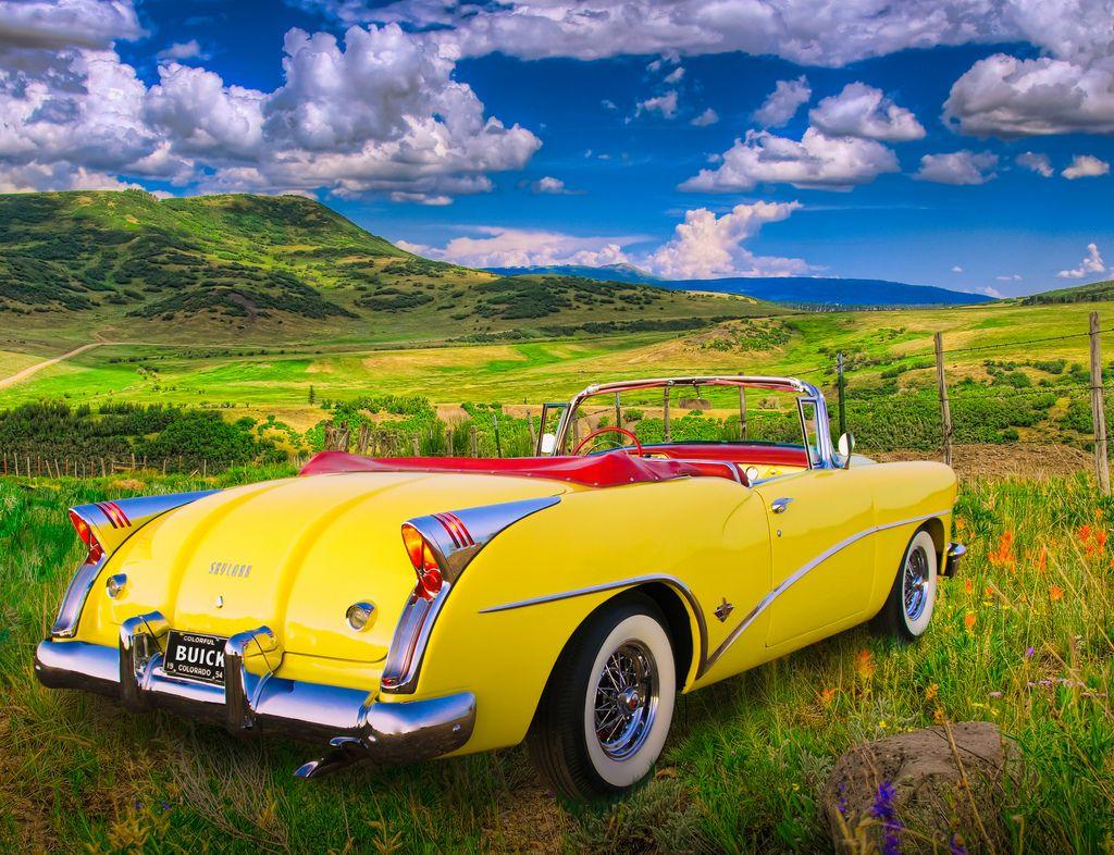 1954 Buick Skylark Convertible William Horton Photography Pretty Riviera