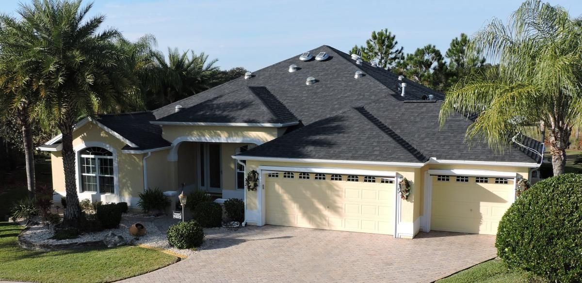 Best Owens Corning Onyx Black Duration Shingles Tru Definition Roofing Pinterest House 400 x 300