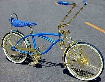 pimped out bycycle images | HARO BIKES .CE MCT