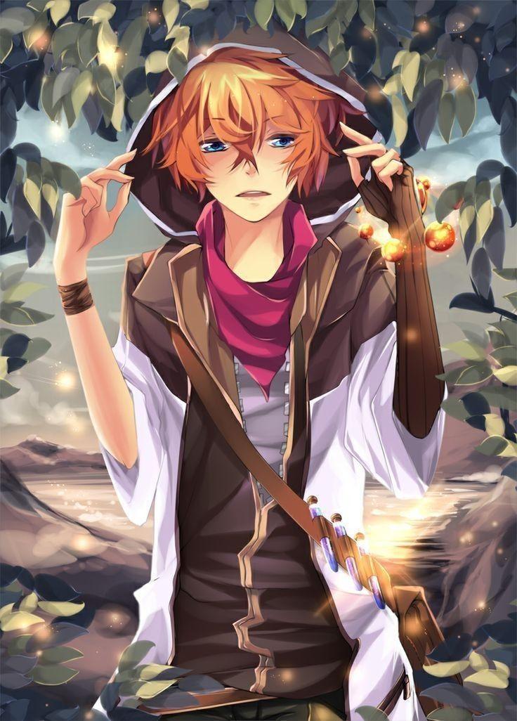 Pin oleh AnimePic & AMV di Anime Boy Animasi, Vocaloid, Seni