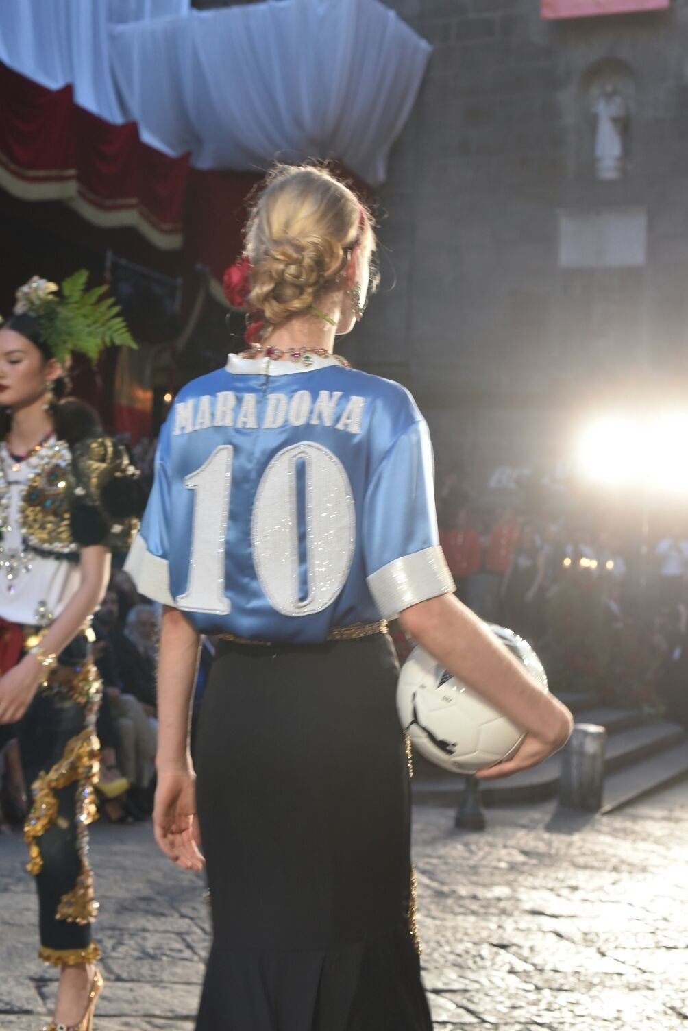 9 Things to Know About Dolce & Gabbana's Alta Moda Show in Naples