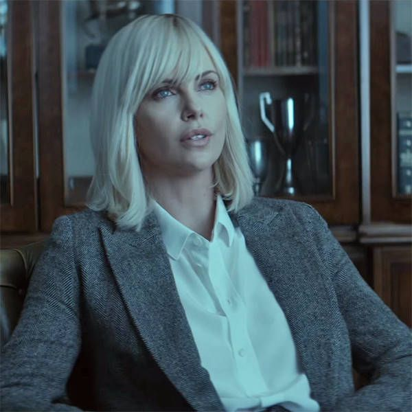 Charlize Theron Ny Blondes