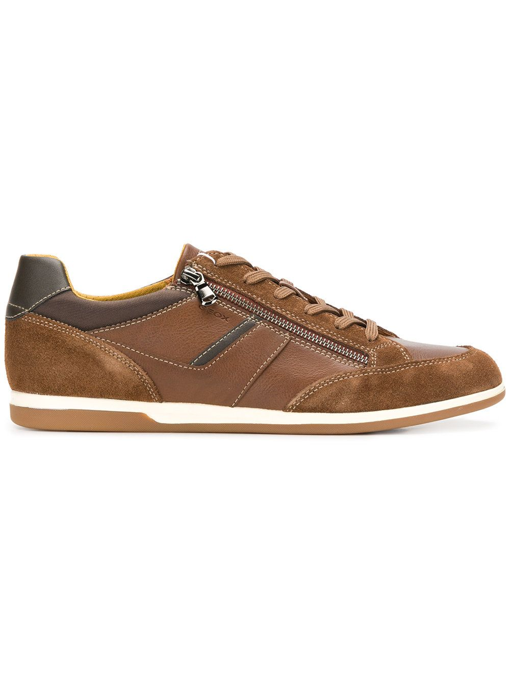 online cheap price extremely online Geox lace-up fastened flat sneakers discount for nice V4crOEKCS1