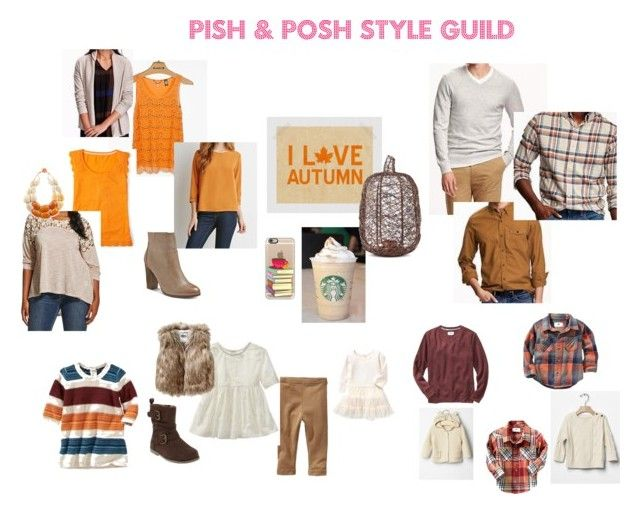 """""""orange and creme with browns"""" by pishposhstyling on Polyvore featuring BKE Boutique, Forever 21, Boden, Casetify, Smith & Hawken and Old Navy"""