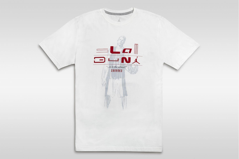 e0937fe5911f 90s original nike air jordan slam dunk t shirt extra large