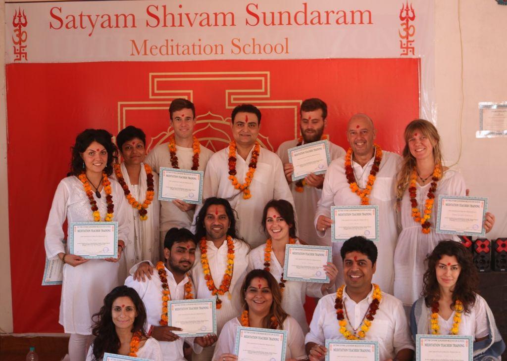 Meditation Teacher Training Certification Courses In Rishikesh Goa