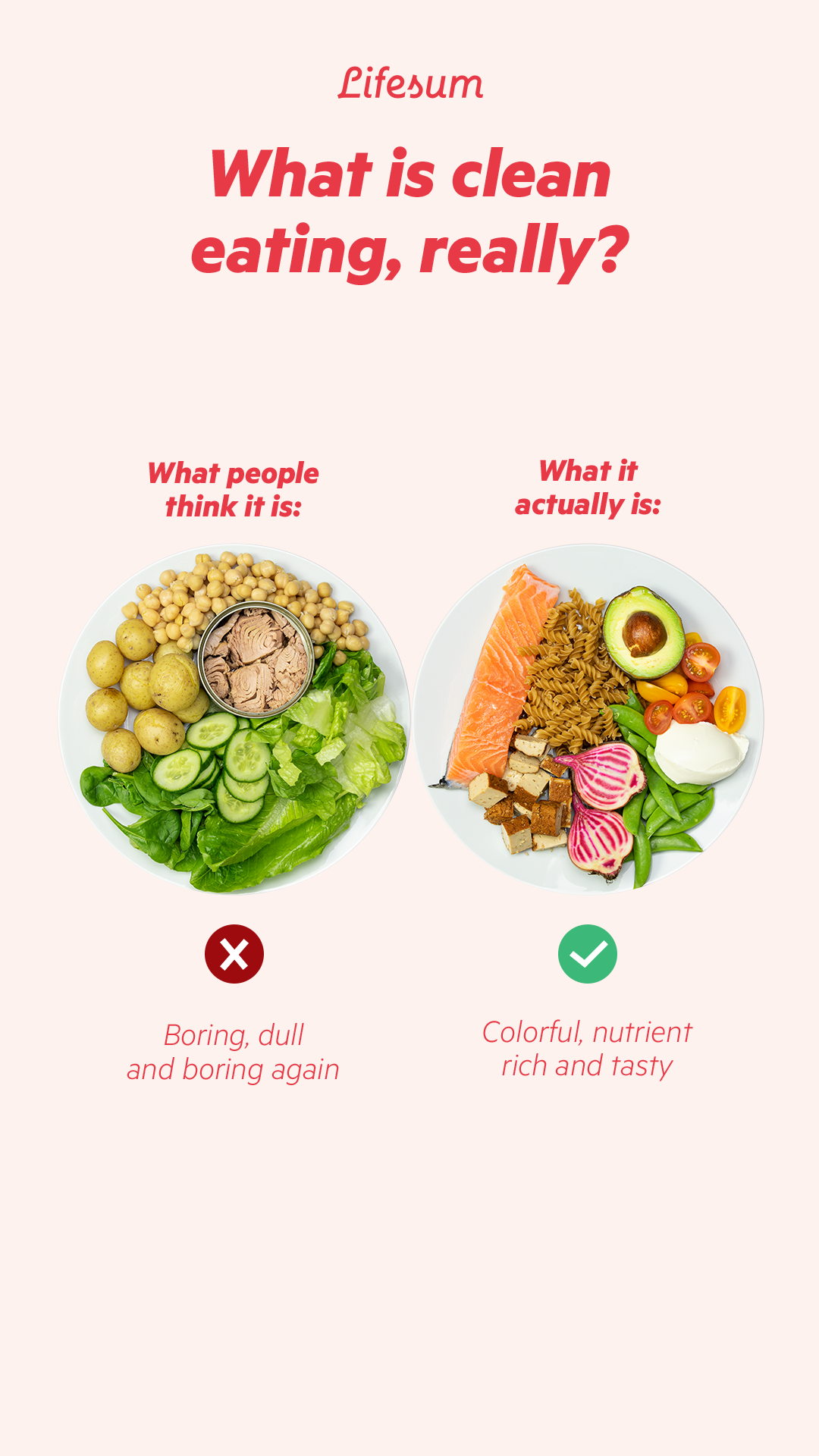 What is clean eating, really?